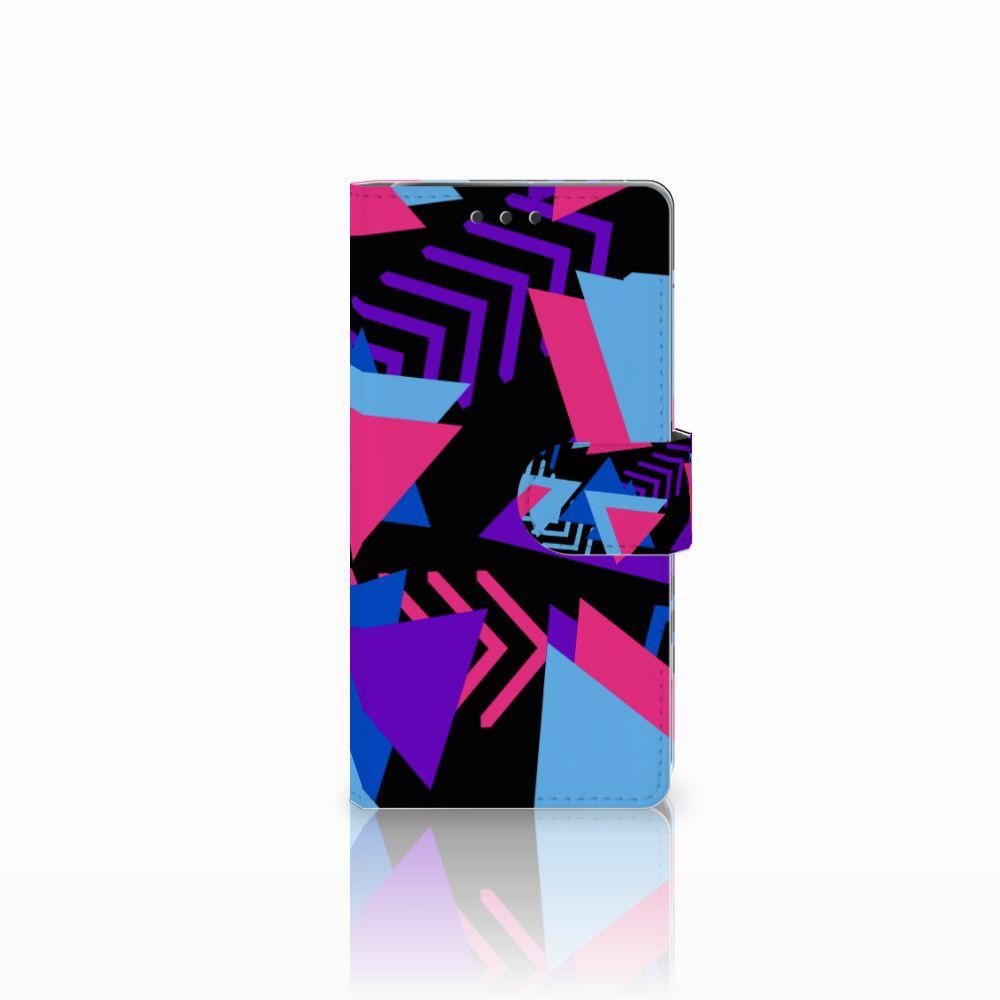 Sony Xperia X Performance Bookcase Funky Triangle