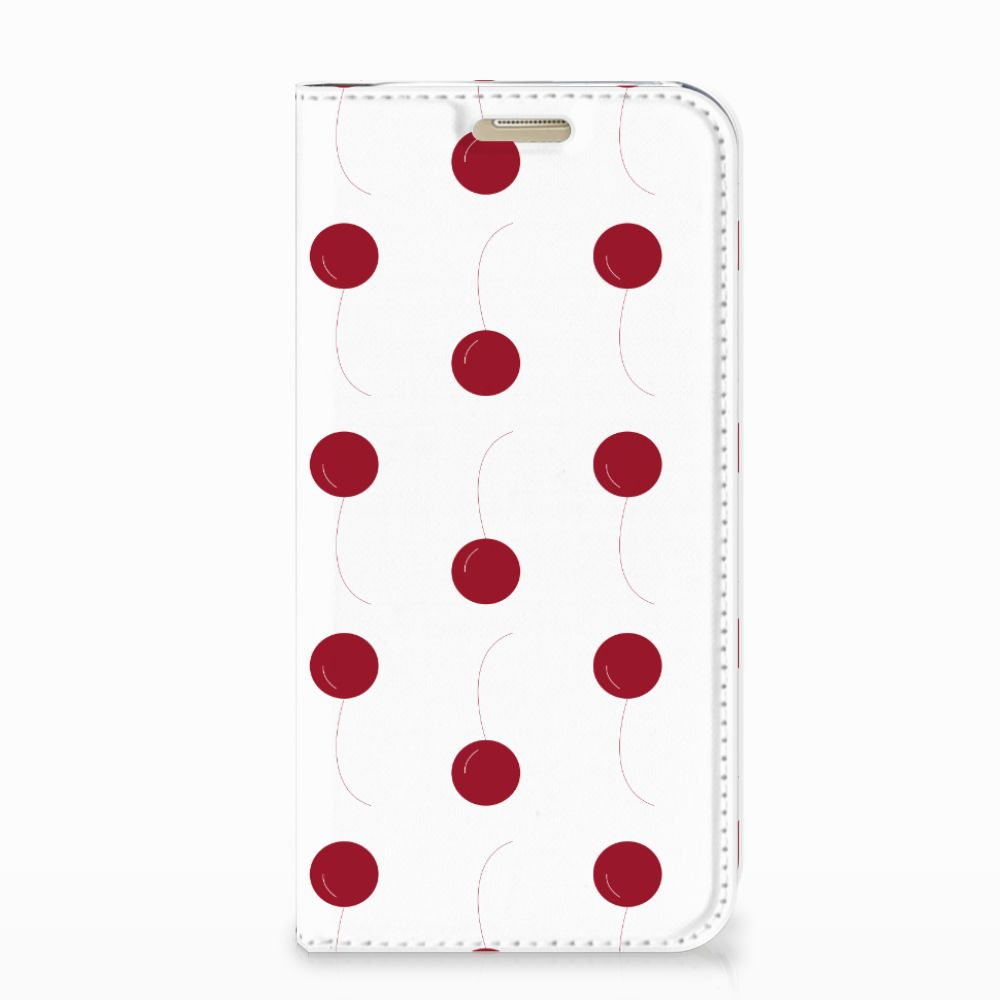Samsung Galaxy A3 2017 Flip Style Cover Cherries
