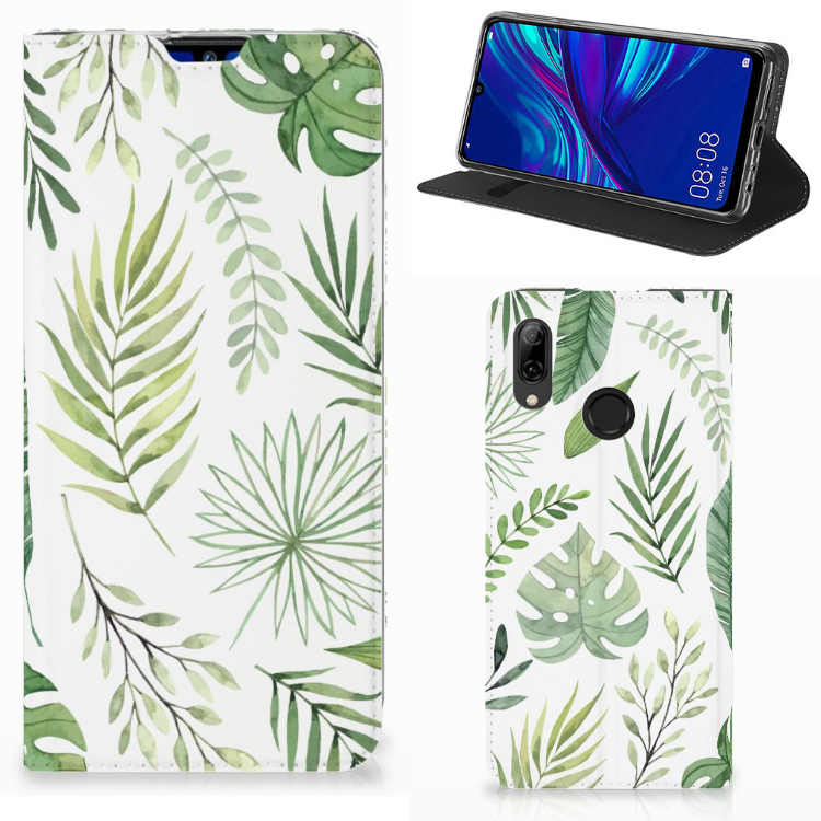Huawei P Smart (2019) Smart Cover Leaves