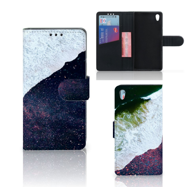 Sony Xperia Z5 | Z5 Dual Bookcase Sea in Space