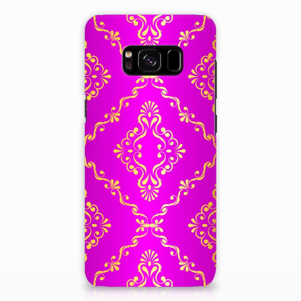 Hardcase Samsung Galaxy S8 Barok Roze