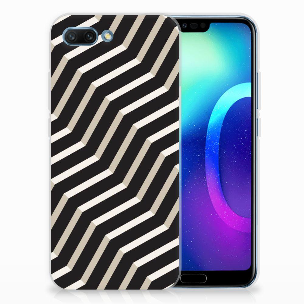 Huawei Honor 10 TPU Hoesje Illusion