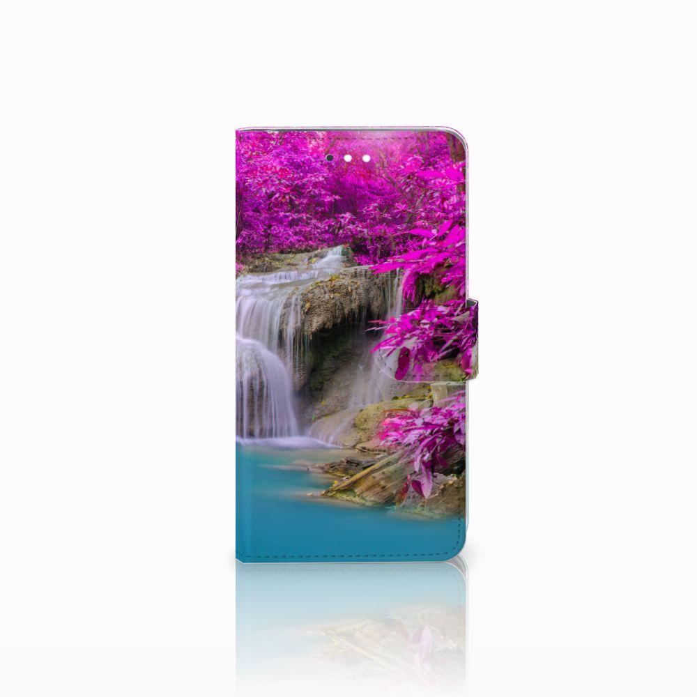 Huawei Ascend G7 Uniek Boekhoesje Waterval