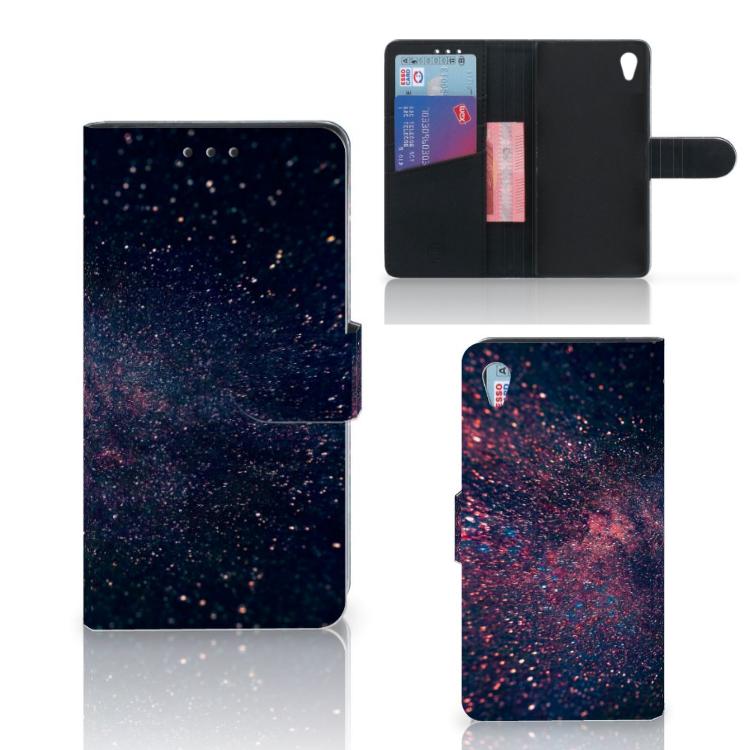 Sony Xperia Z3 Bookcase Stars