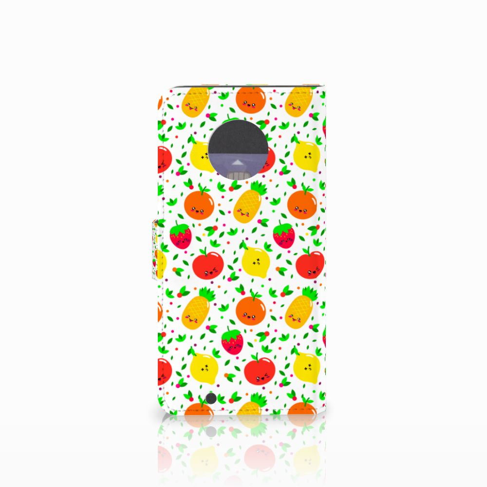 Motorola Moto G6 Book Cover Fruits