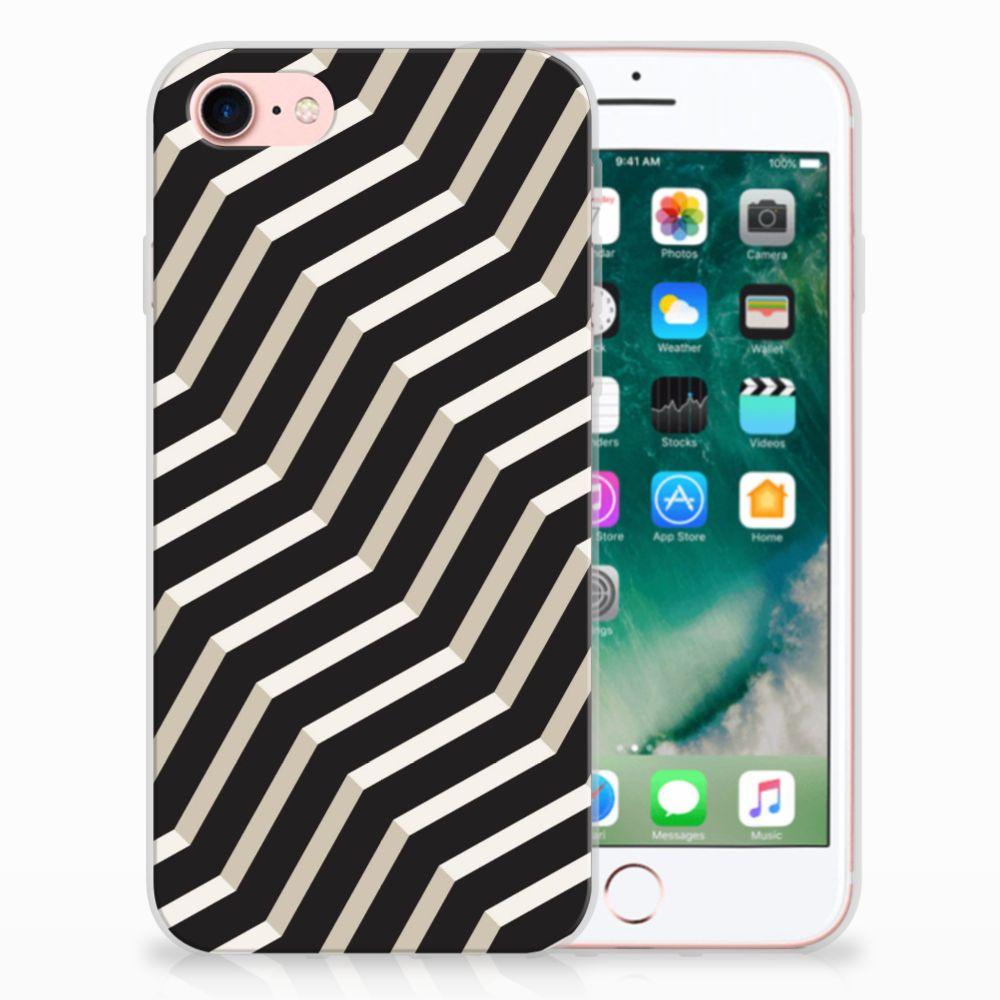 Apple iPhone 7 | 8 TPU Hoesje Design Illusion