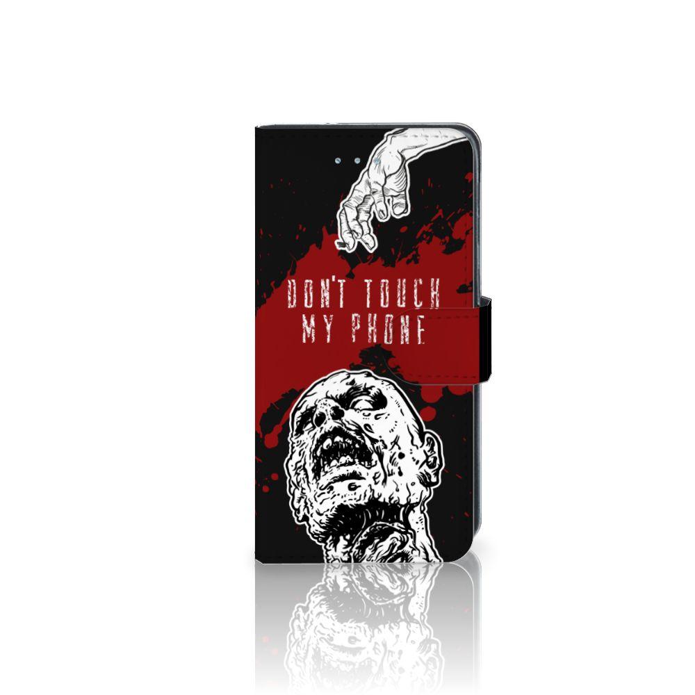 Samsung Galaxy J3 2016 Boekhoesje Design Zombie Blood