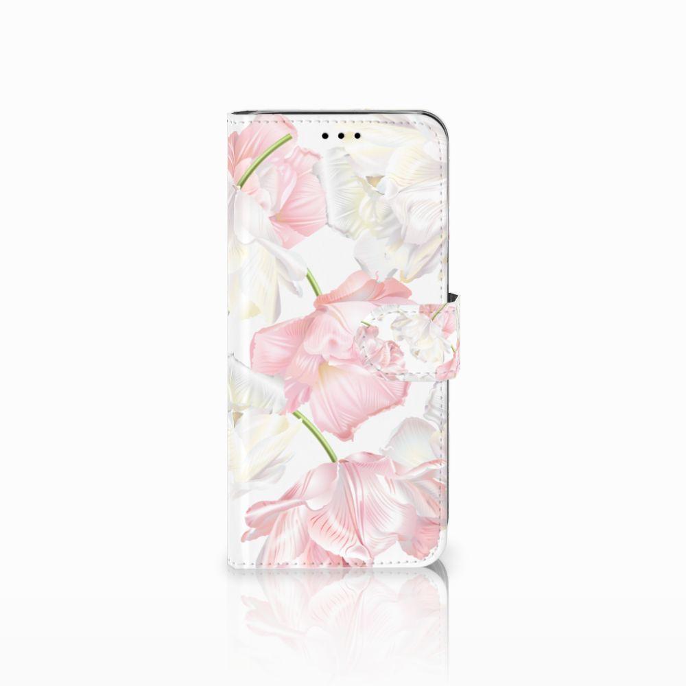 Samsung Galaxy A6 2018 Boekhoesje Design Lovely Flowers