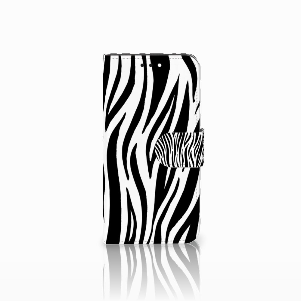 Huawei Nova 2 Boekhoesje Design Zebra