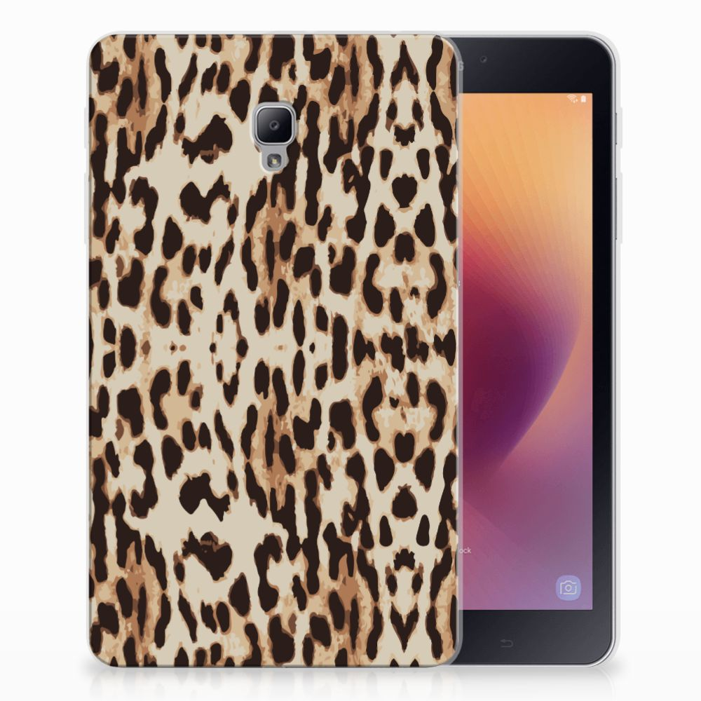 Samsung Galaxy Tab A 8.0 (2017) Back Case Leopard