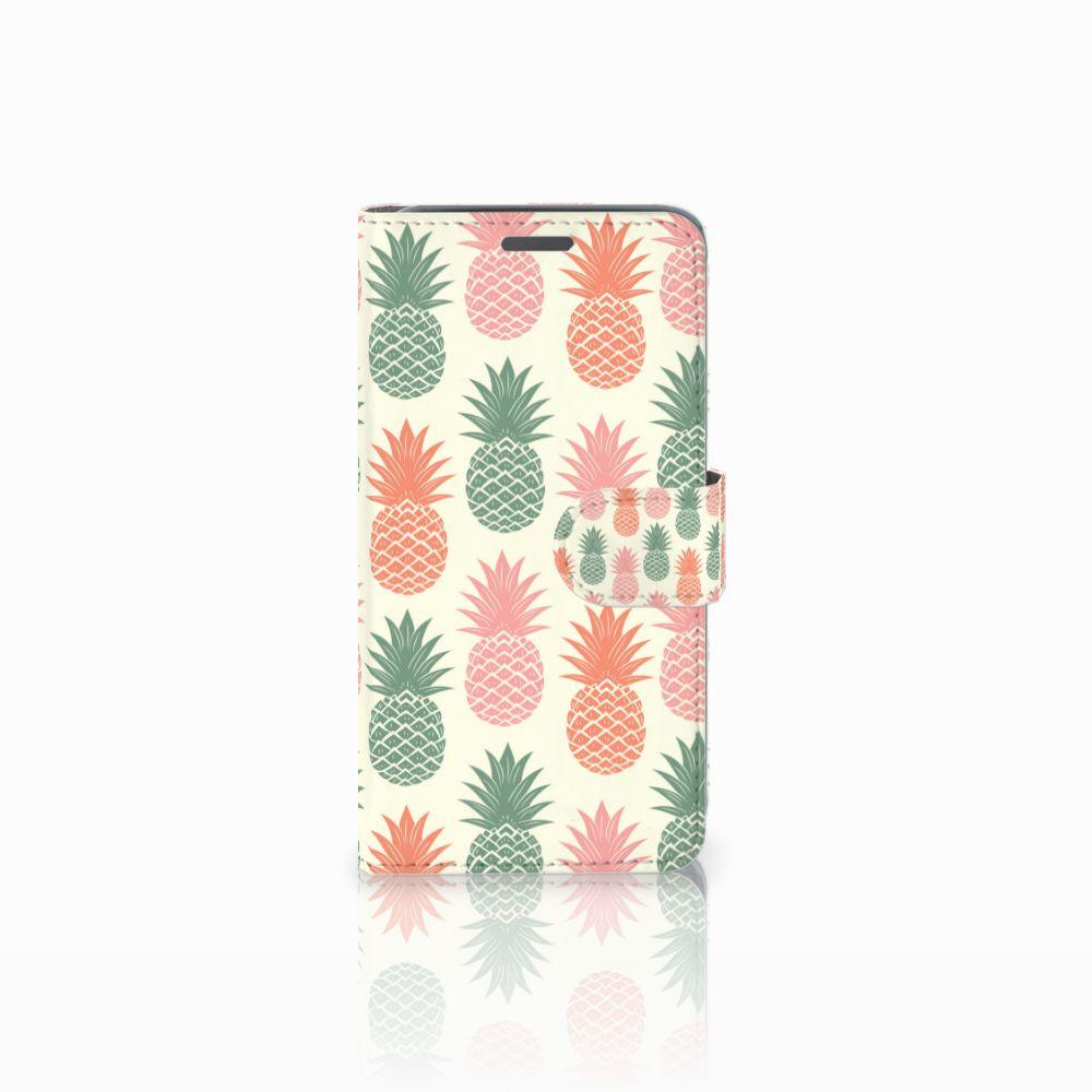 Wiko Rainbow Jam Boekhoesje Design Ananas