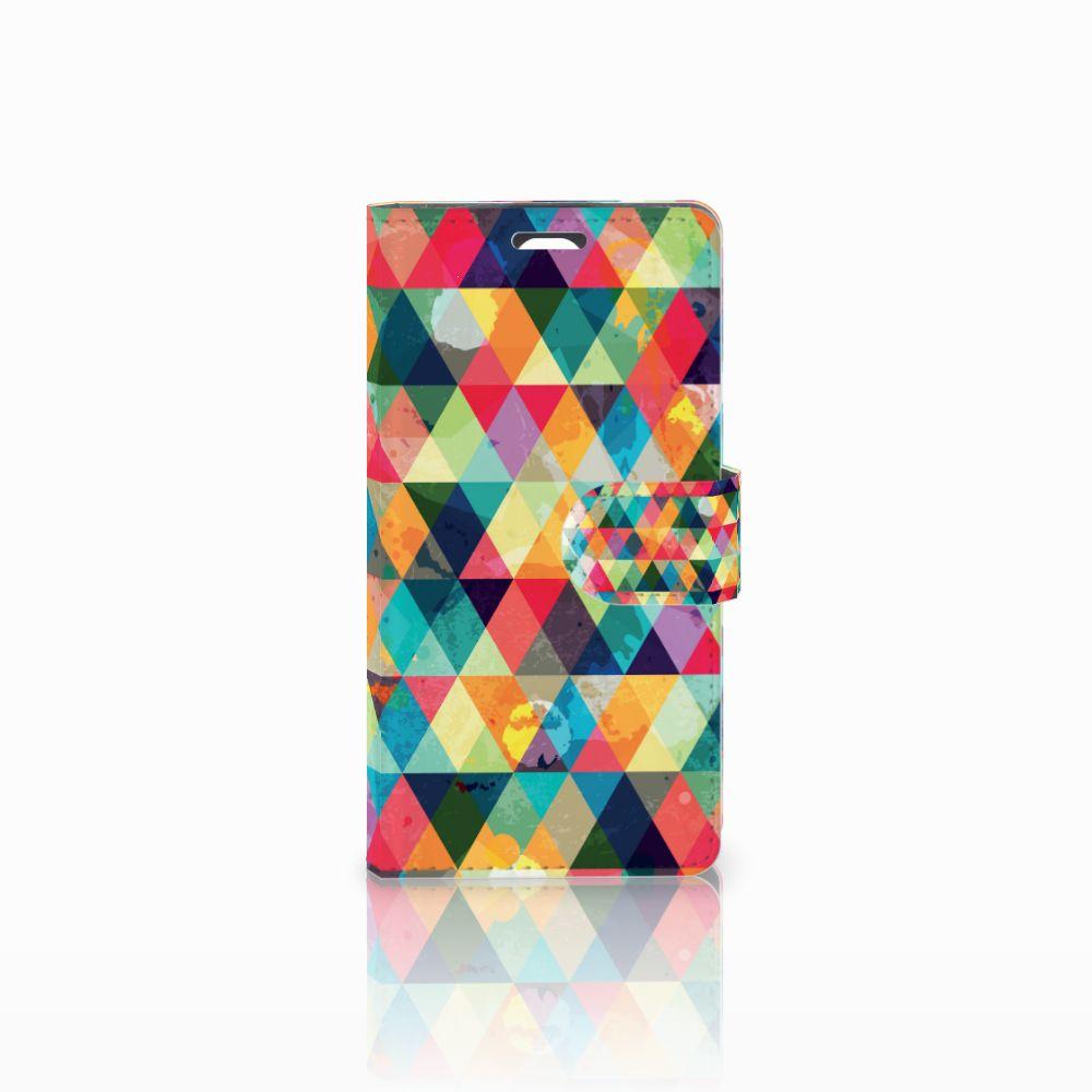 LG Magna | G4C Uniek Boekhoesje Geruit