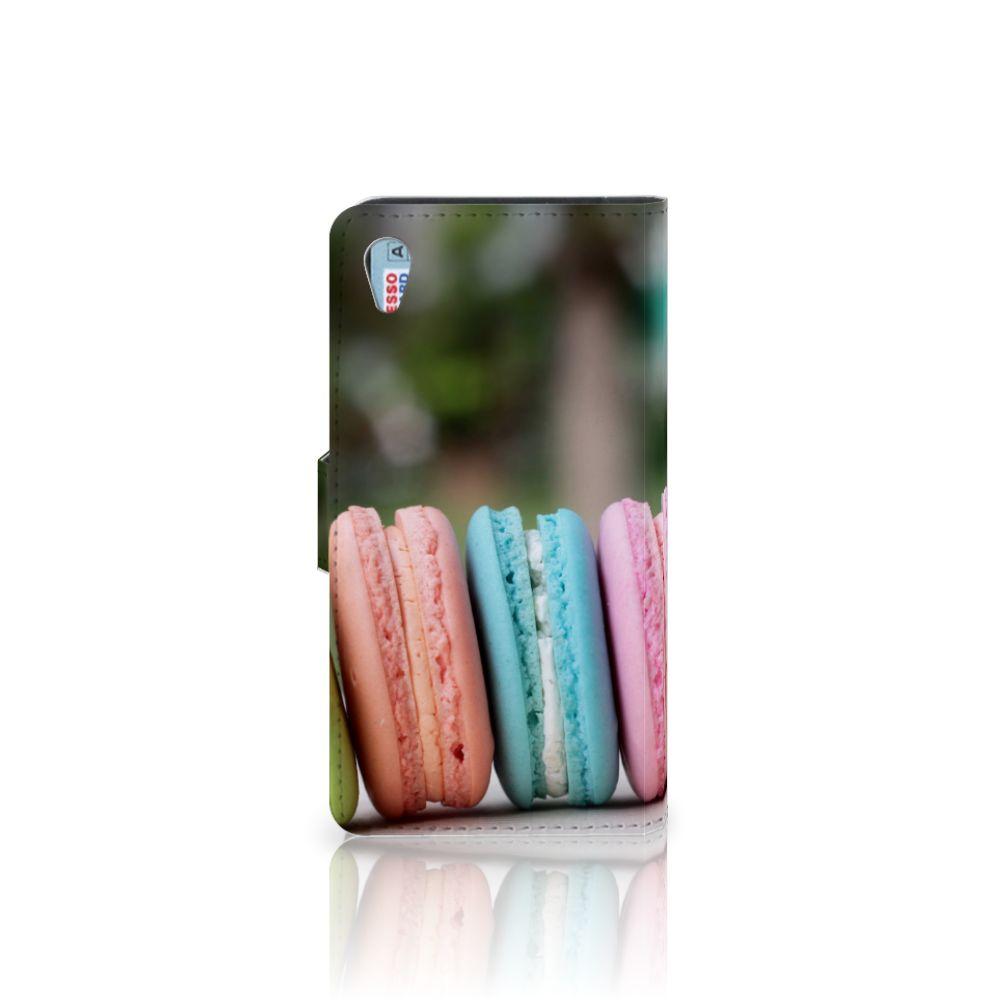 Sony Xperia Z3 Book Cover Macarons