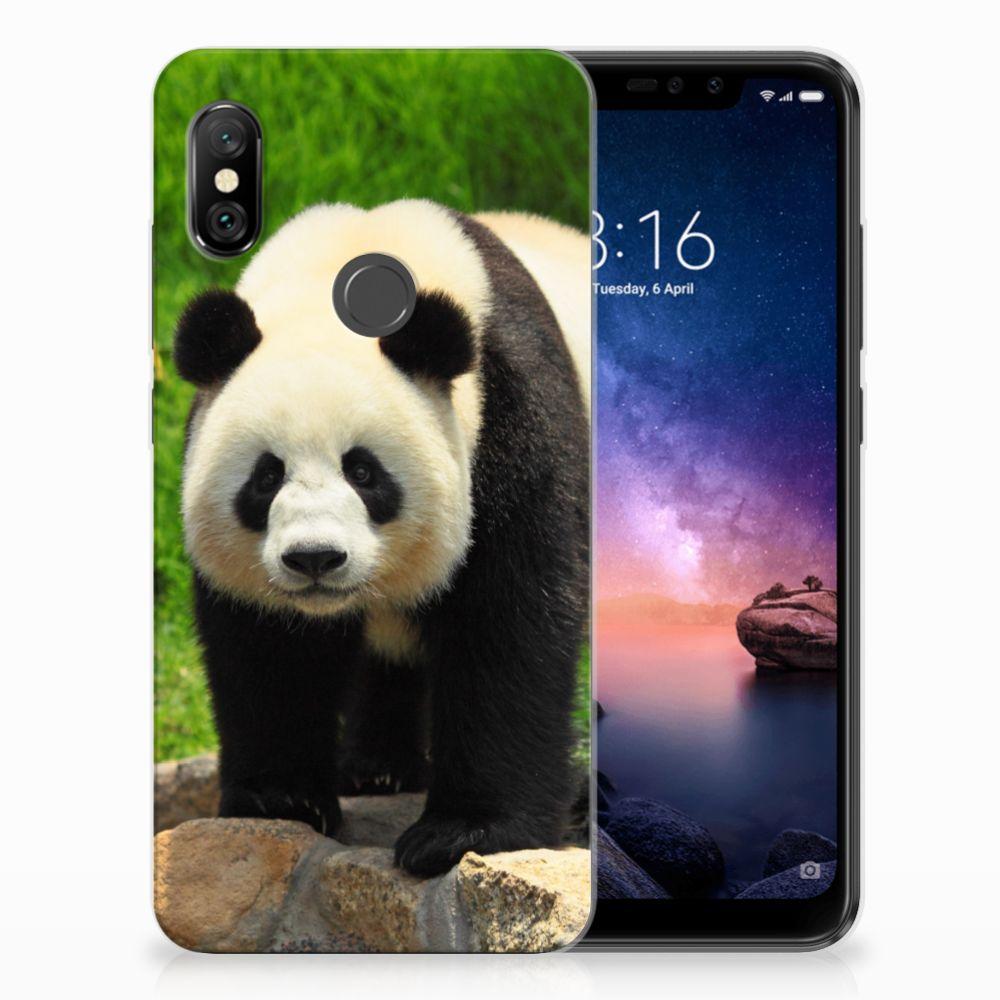 Xiaomi Redmi Note 6 Pro TPU Hoesje Design Panda