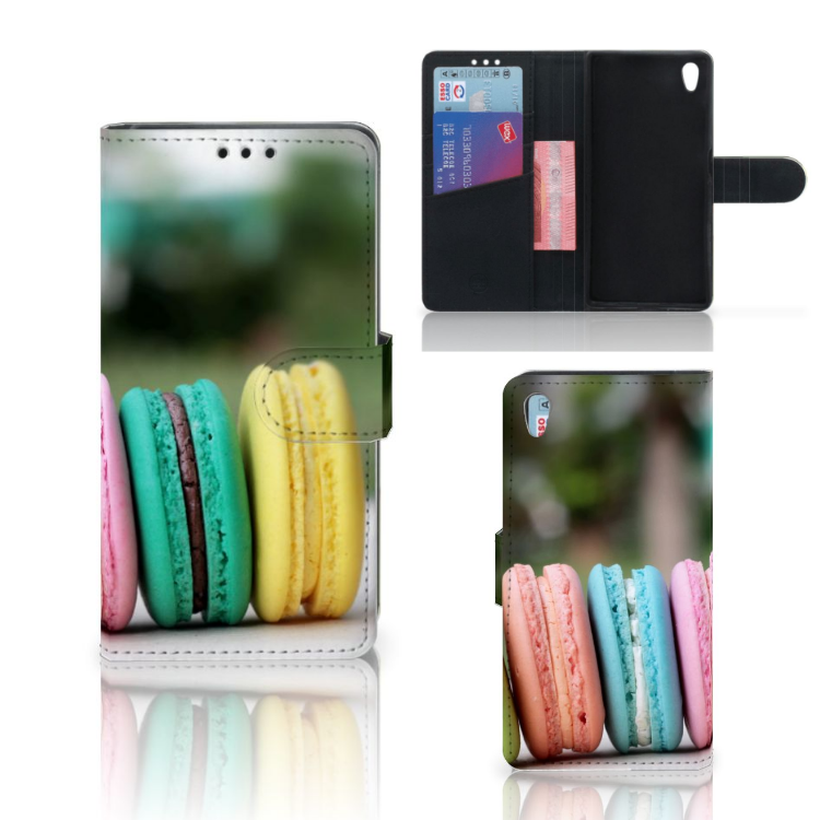Sony Xperia Z5 | Z5 Dual Book Cover Macarons