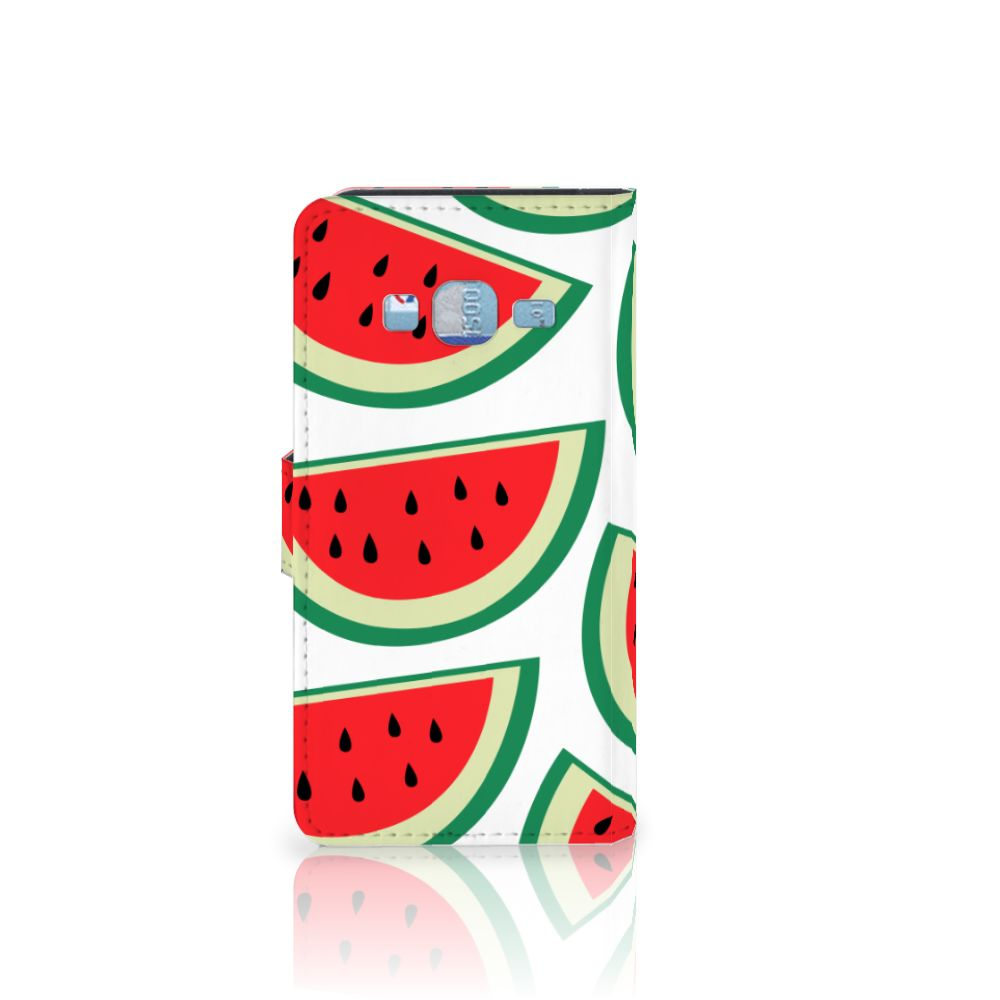 Samsung Galaxy J3 2016 Book Cover Watermelons