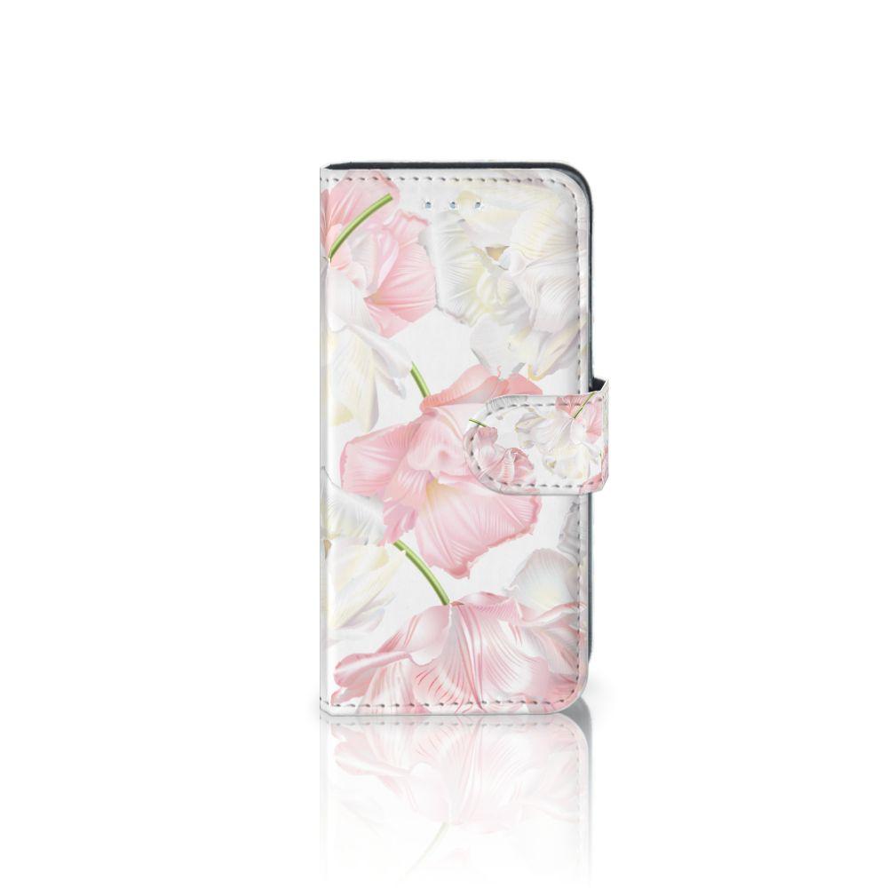 Samsung Galaxy A5 2016 Boekhoesje Design Lovely Flowers