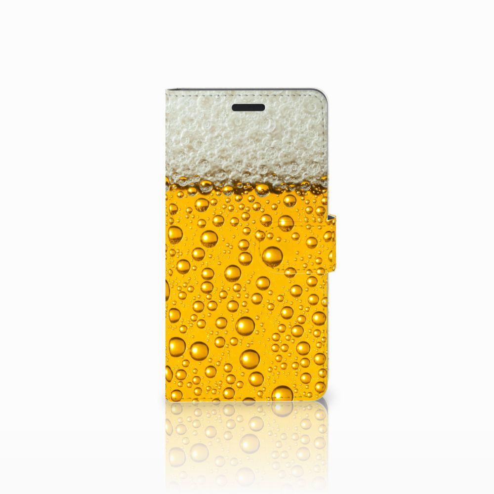 Samsung Galaxy A7 2015 Uniek Boekhoesje Bier