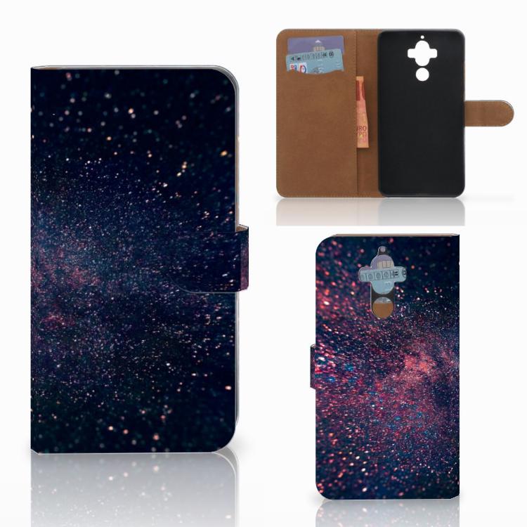 Huawei Mate 9 Bookcase Stars