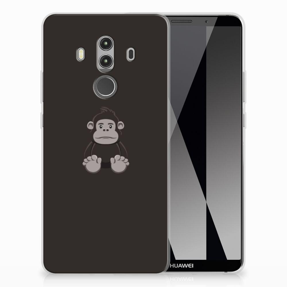 Huawei Mate 10 Pro Uniek TPU Hoesje Gorilla