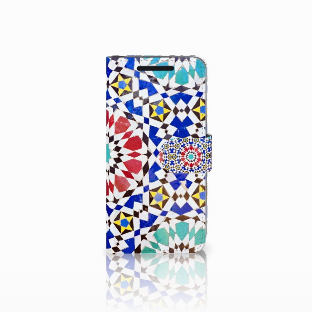 HTC One M9 Bookcase Mozaïek