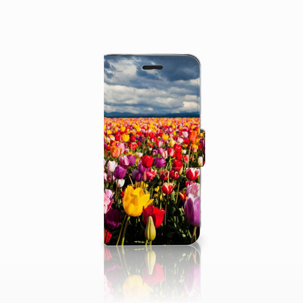 Acer Liquid Z530 | Z530s Uniek Boekhoesje Tulpen