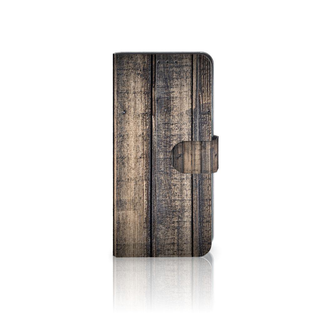 Huawei Mate 20 Lite Boekhoesje Design Steigerhout