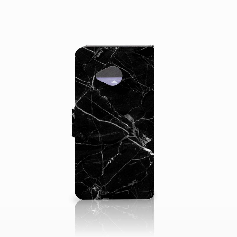 HTC U11 Life Bookcase Marmer Zwart