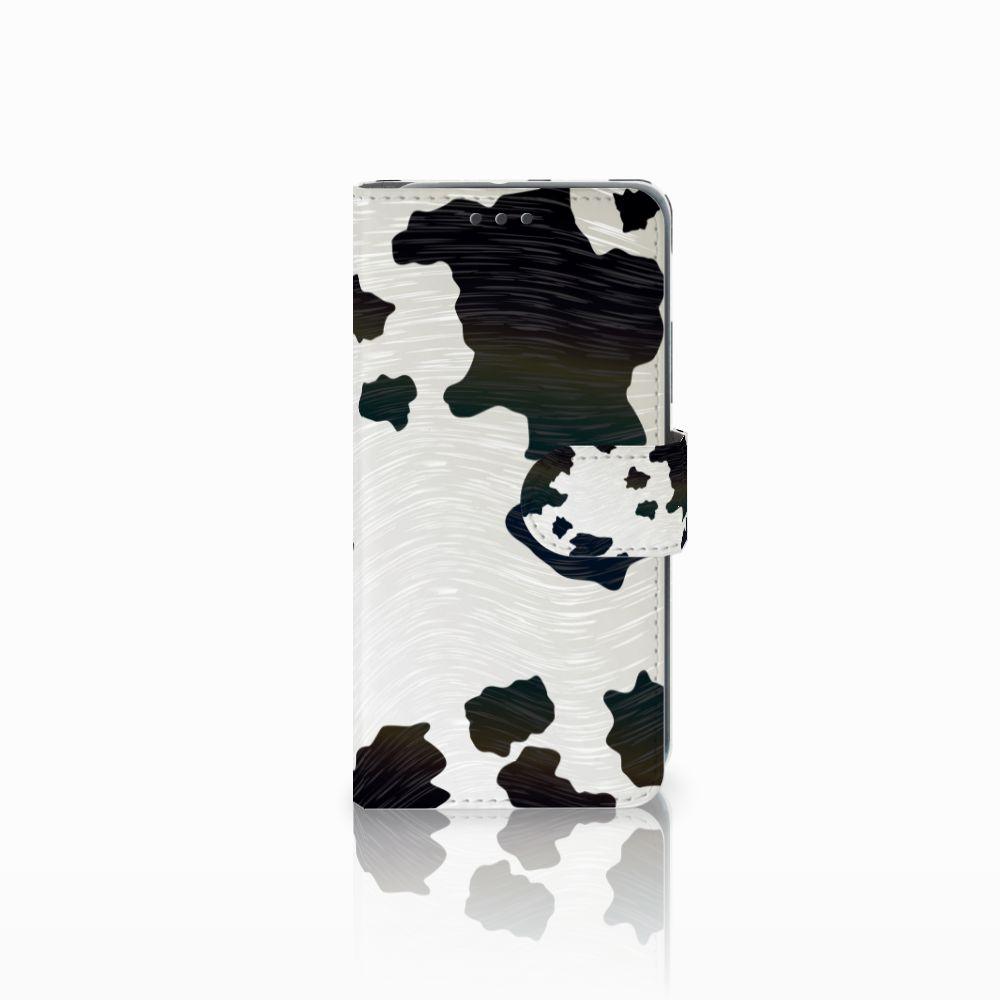 HTC U11 Life Boekhoesje Design Koeienvlekken