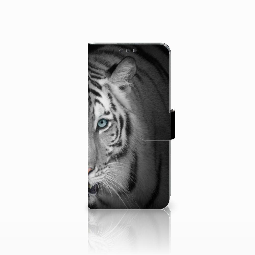 Sony Xperia Z5 Premium Uniek Boekhoesje Tijger