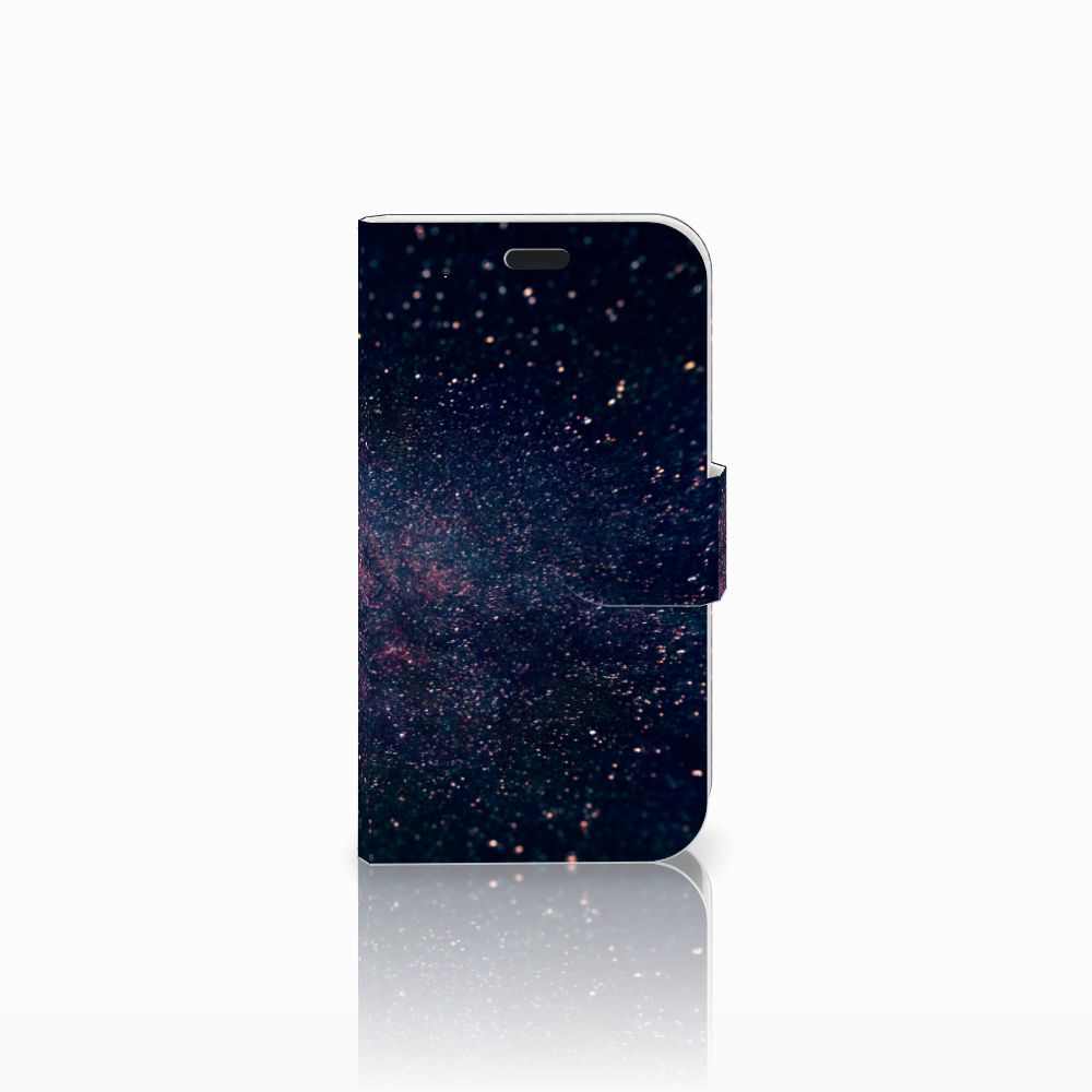 LG L Fino Boekhoesje Design Stars