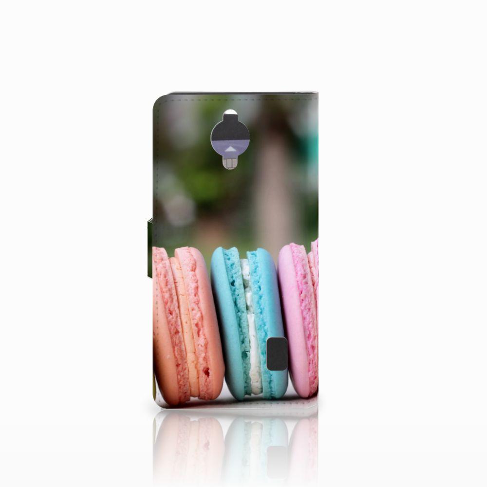 Huawei Y635 Book Cover Macarons