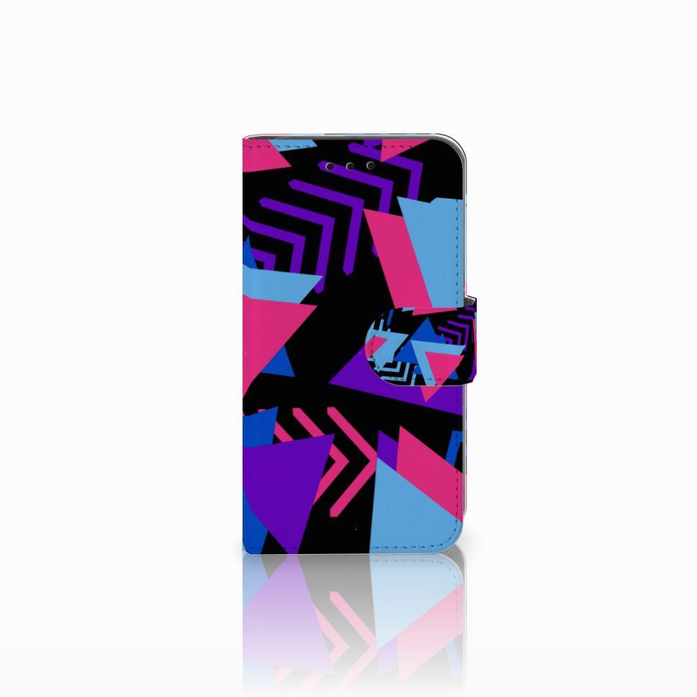 Microsoft Lumia 550 Bookcase Funky Triangle
