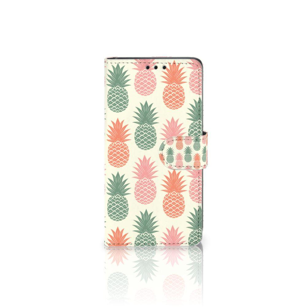 Sony Xperia Z5 | Z5 Dual Boekhoesje Design Ananas