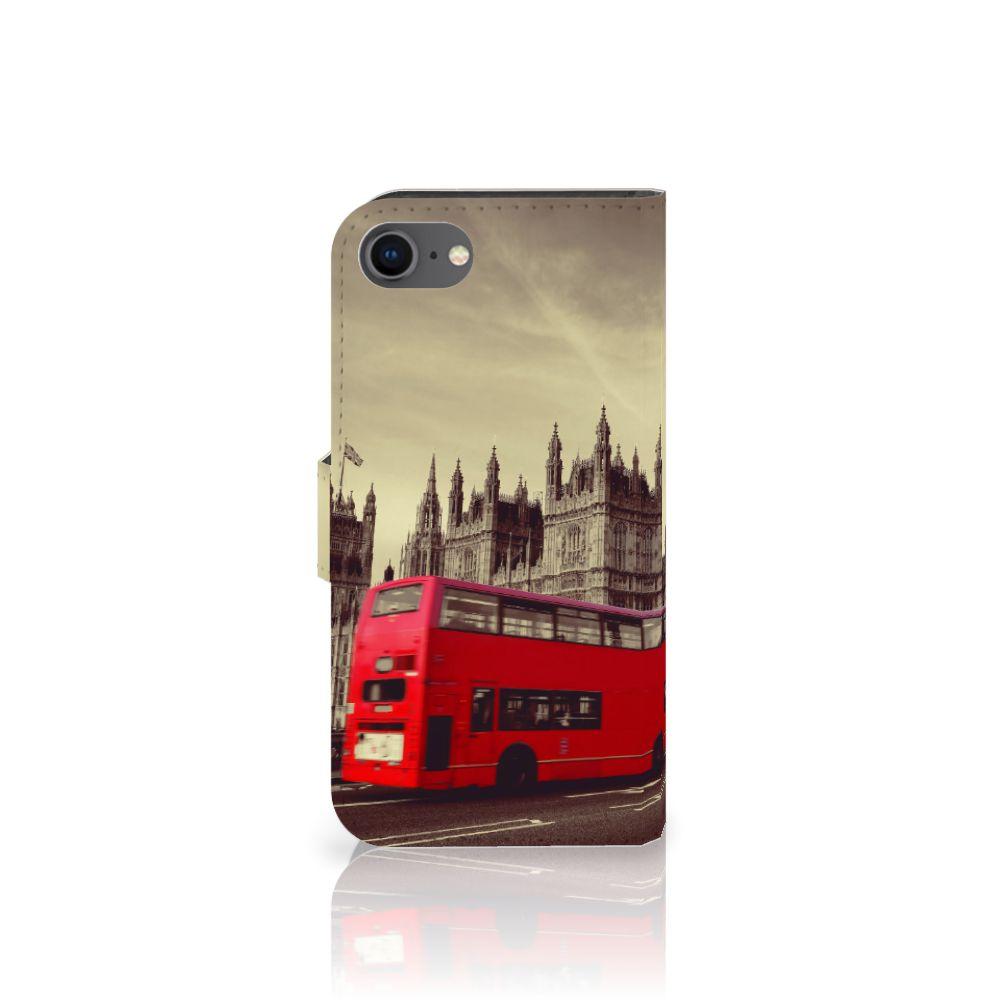 iPhone 7   8   SE (2020) Flip Cover Londen