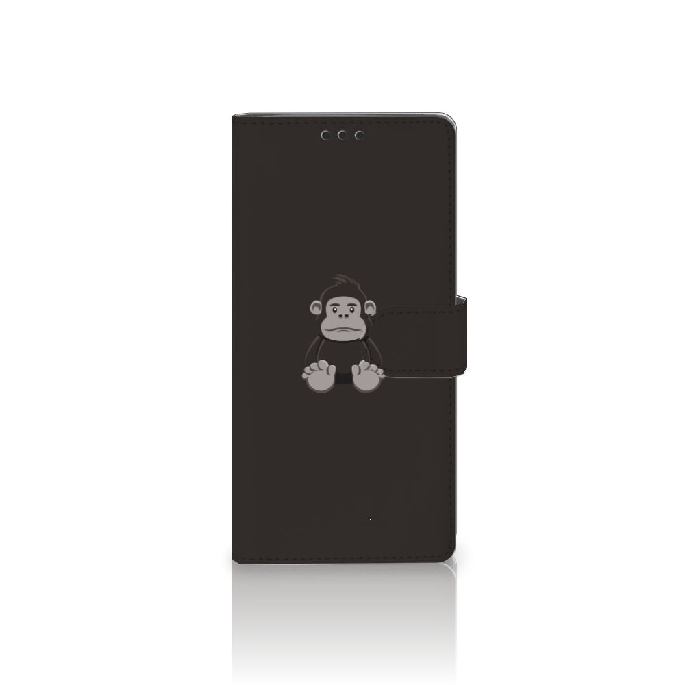 Sony Xperia XA Ultra Uniek Boekhoesje Gorilla