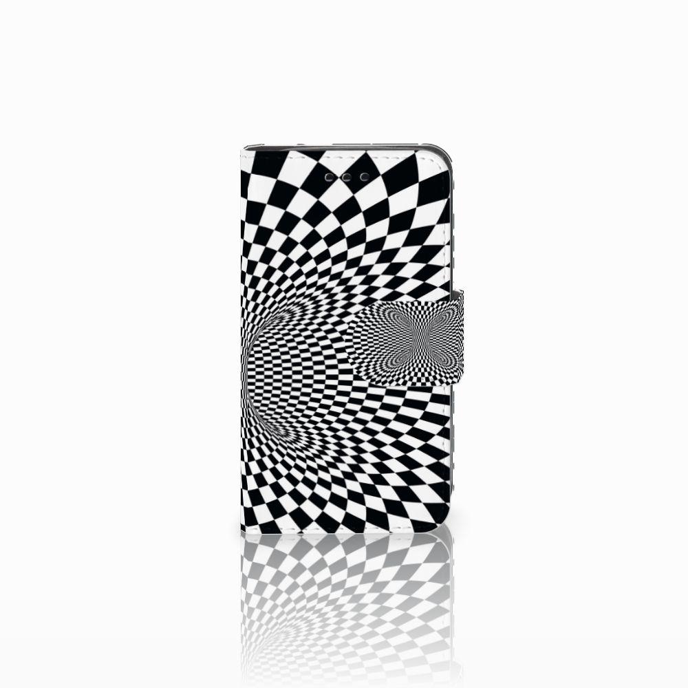 Samsung Galaxy Trend 2 Boekhoesje Design Illusie
