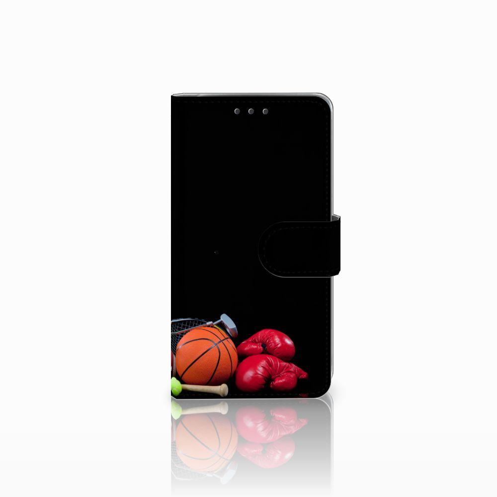 LG Q6   LG Q6 Plus Boekhoesje Design Sports