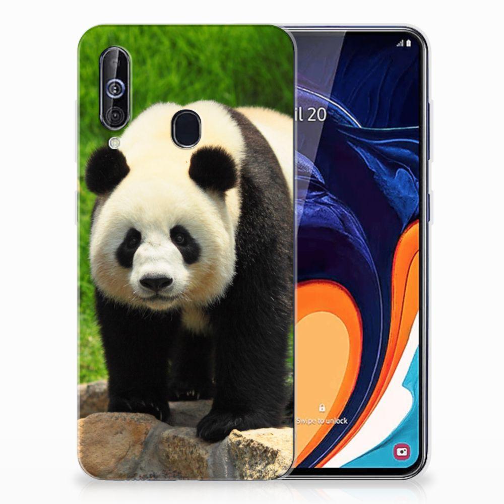 Samsung Galaxy A60 TPU Hoesje Panda