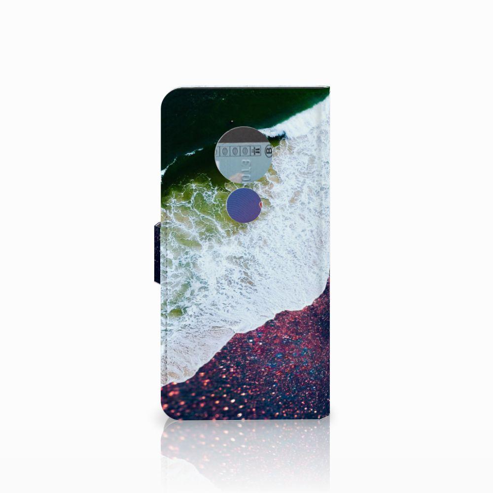 Motorola Moto E5 Bookcase Sea in Space
