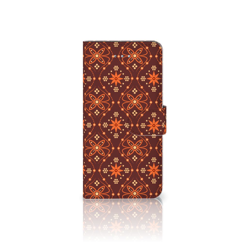 Honor 4A | Y6 Telefoon Hoesje Batik Brown