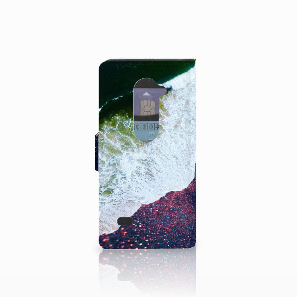 LG Leon 4G Bookcase Sea in Space