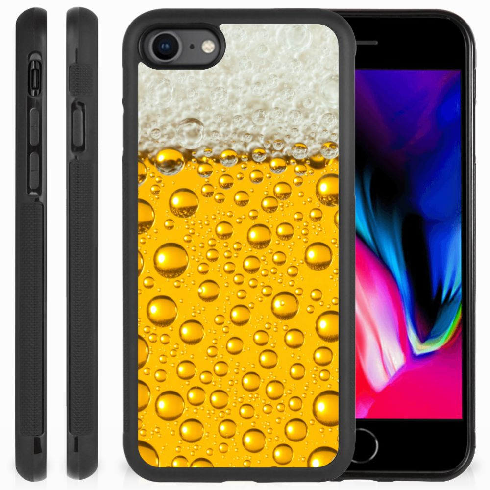 Apple iPhone 7 | 8 Silicone Case Bier