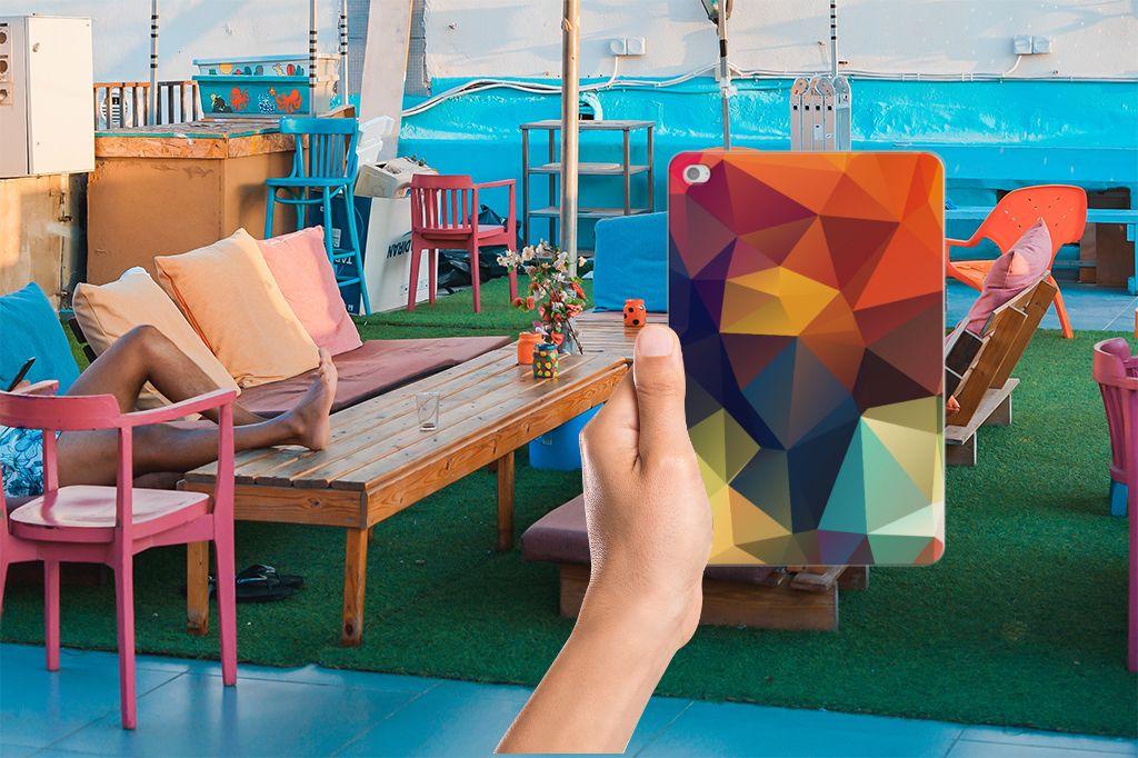 Apple iPad Mini 4 | Mini 5 (2019) Back Cover Polygon Color