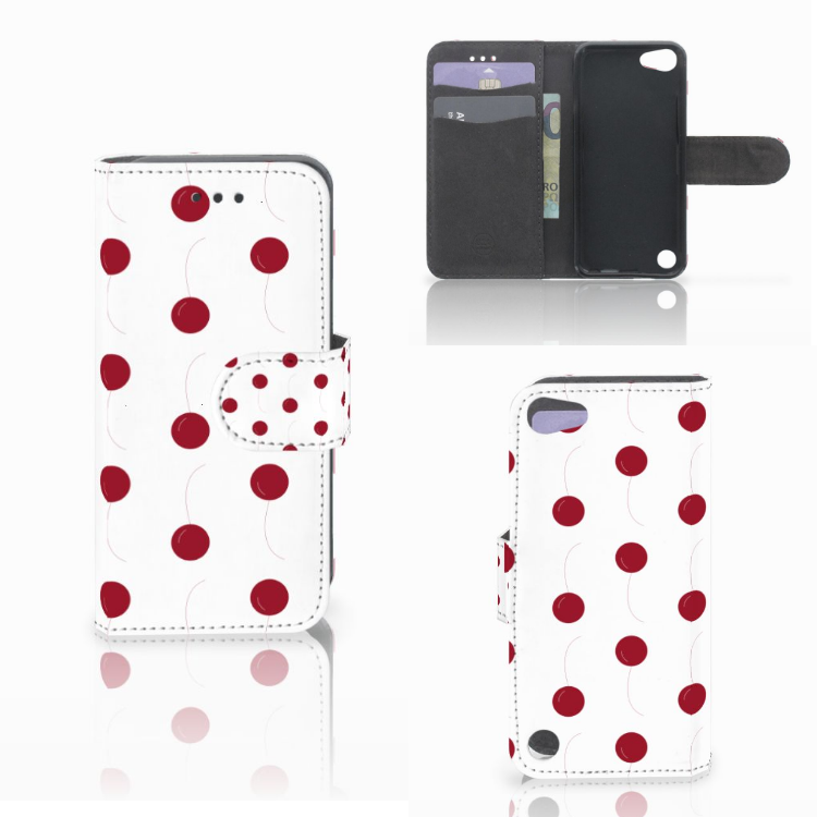 Apple iPod Touch 5 | 6 | iPod (2019) Book Cover Cherries
