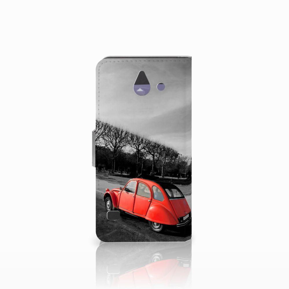 Huawei Ascend Y550 Flip Cover Eiffeltoren