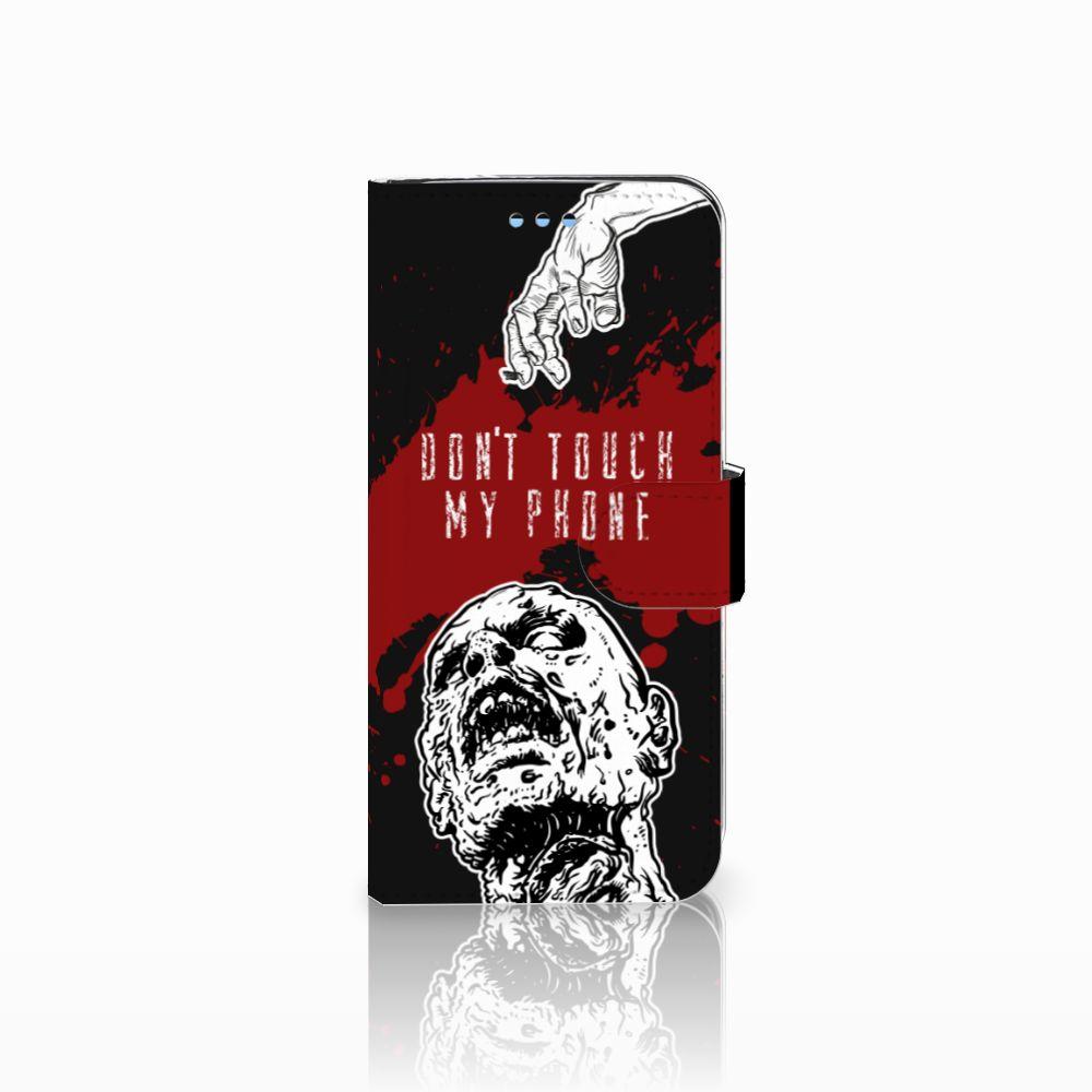 Samsung Galaxy S9 Boekhoesje Design Zombie Blood