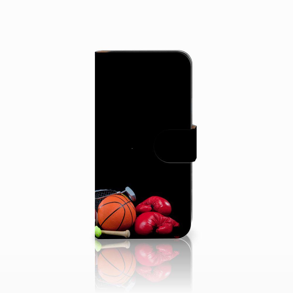 Samsung Galaxy E5 Boekhoesje Design Sports