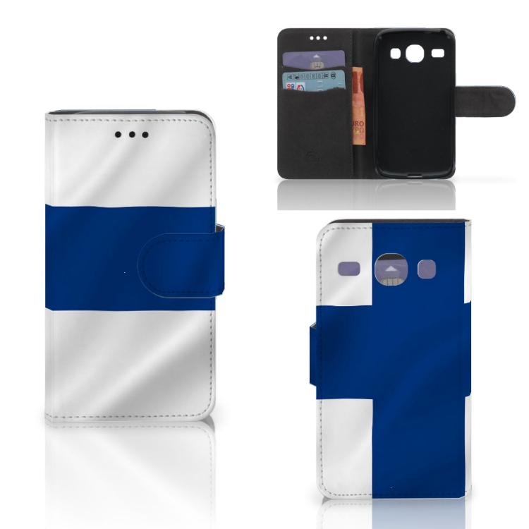 Samsung Galaxy Core i8260 Bookstyle Case Finland
