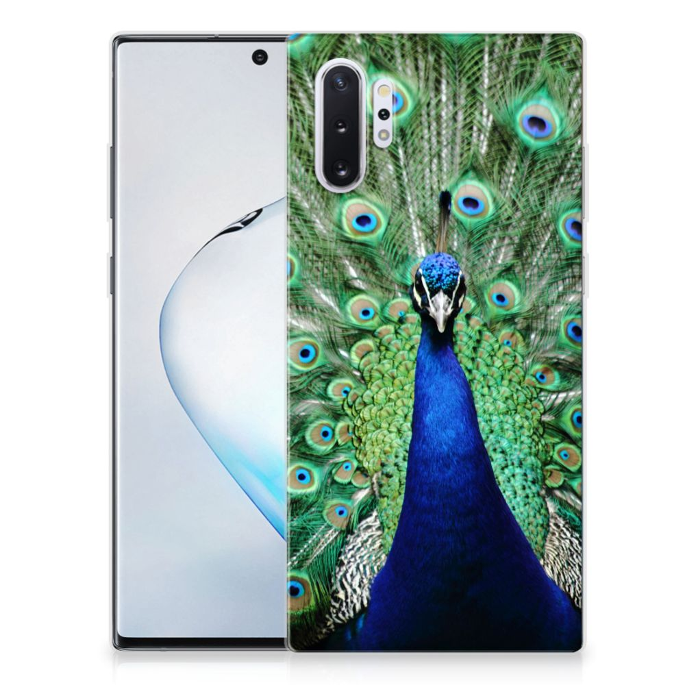 Samsung Galaxy Note 10 Plus TPU Hoesje Pauw